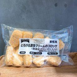 日本Tablemark紅蟹肉忌廉薯餅