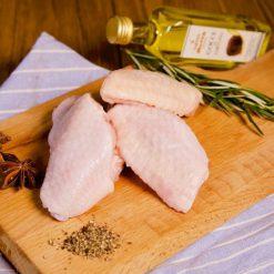 無激素健康雞中翼 - 泰國Royal Farm_3