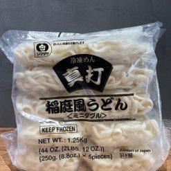 日本真打冷凍稻庭烏冬