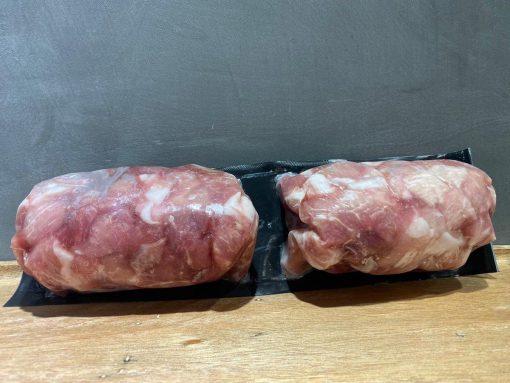 杜洛黑豚豚肉丁- 西班牙